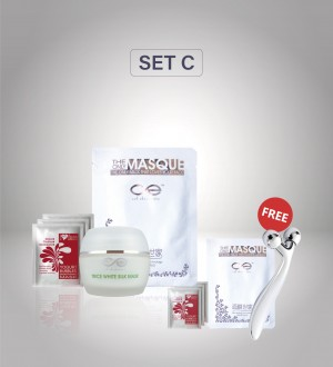 SET C - FIRM AND TONED SET (HYDRO, LIFTING & WHITENING)